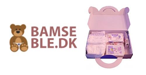 bamseble babypakke