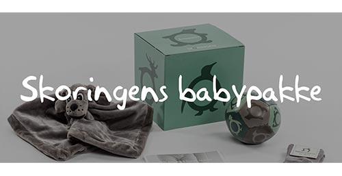 skoringen babypakke